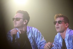 The Lonely Island, Bonnaroo 2019 (Meredith Schneider)